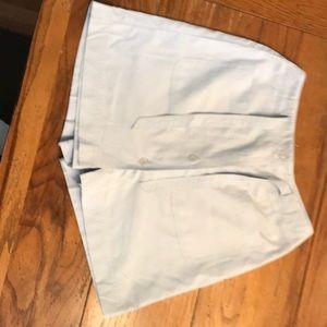 Liz Claiborne size 0 pale blue skirts